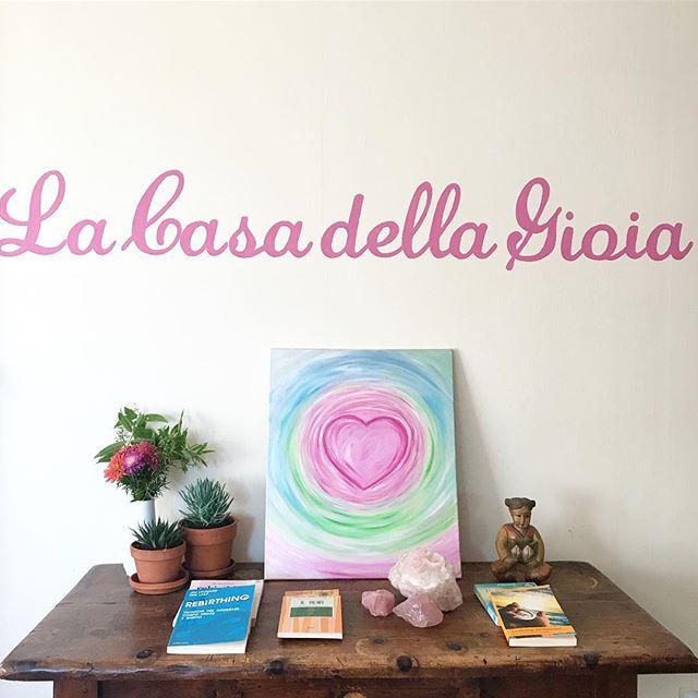 #FeliceEstate ! #HappySummer #HappySunday 🌞#NaturaLiving #Summer #SummerVibes #WellBeing #EnjoyRelax #EnjoySun #EnjoyLife #EnjoyHereandNow #LaCasadellaGioia . . . ➡️ Gli Incontri di #RespirazioneCircolareConsapevole#Breathwork #Reiki e #Meditazione #Meditation riprenderanno il 21 Agosto!  M.:info@lacasadellagioia.com W.: www.lacasadellagioia.com T.: +393474515197 (Como/ 🇮🇹 / 5 minutes from #Switzerland )