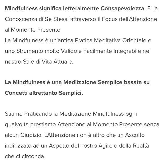 #LaMeditazioneMindfulness a #LaCasadellaGioia da Giovedì 9 Novembre alle ore 21:00 (tutti i secondo Giovedì del Mese). . . Articolo completo : www.lacasadellagioia.com/blog/2017/7/19/la-meditazione-mindfulness-lessenza-della-vita-nel-qui-e-ora #Mindfulness #Meditazione #QuieOra #PresenzaMentale #Meditazioni #Consapevolezza #Awareness #PraticaMeditativa