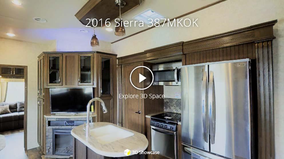 2016 Sierra 387MKOK