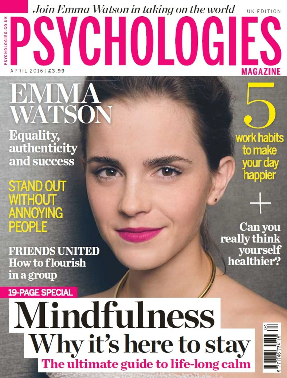The Desk Detox - Sharron Brennan of Psychologies Magazine interviews Mindfulness expert, Hope Bastine, on the her top 5 Desk Detox tips. Check out her tips here