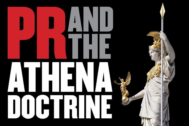 PR and the Athena Doctrine - Lisa Moore of PR Week interviews psychologist, Hope Bastine, on the strengths of feminine thinking styles in the world of business and PR. Check it our here