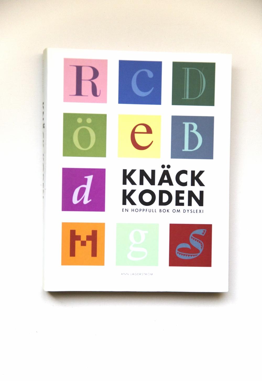 Knäck Koden, a book about dyslexia