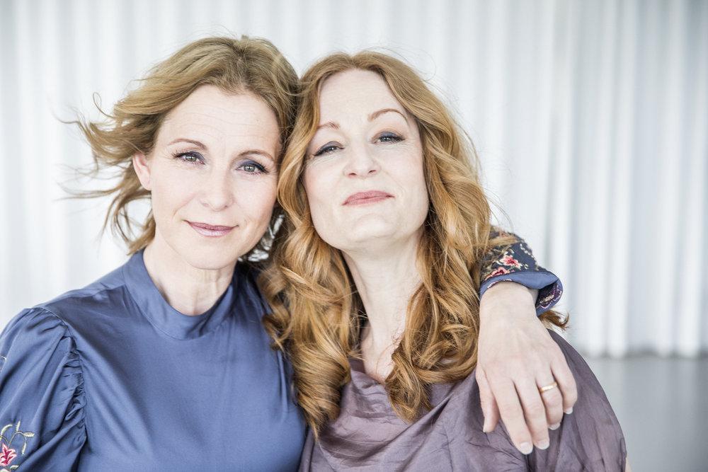 Helene Sjöholm & Anna Stadling