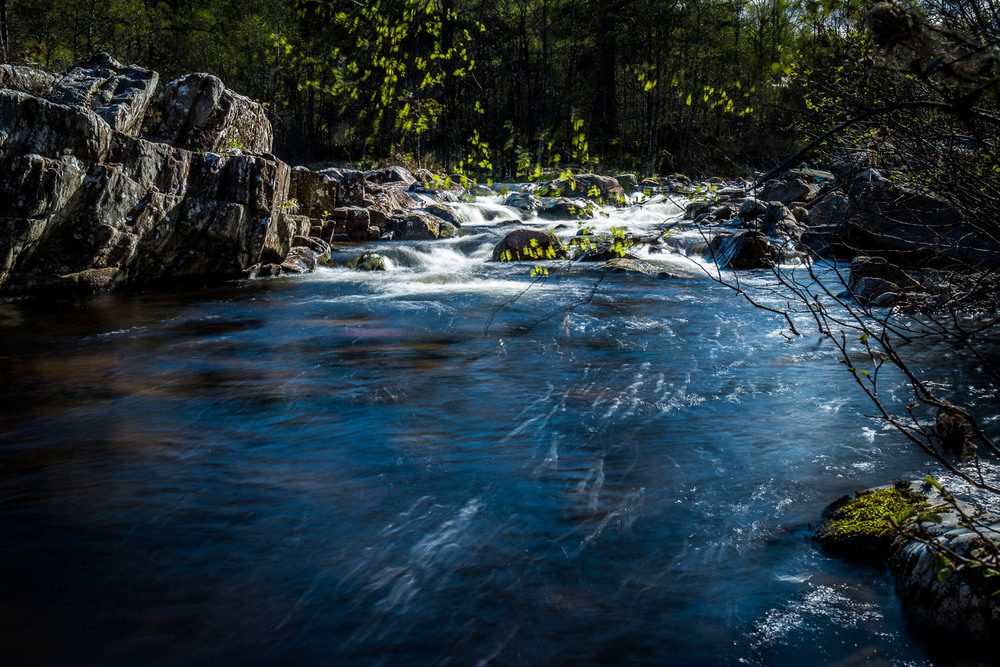 The River Affric.