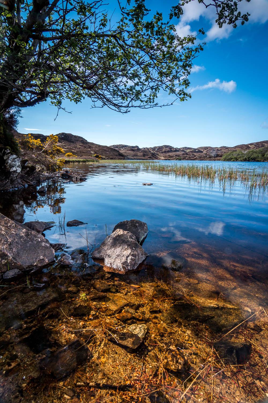 Loch na Claise Feàrna.