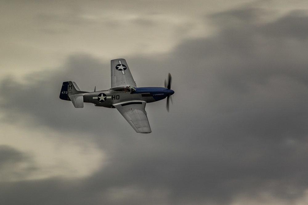 P51 Mustang - 'Miss Helen'