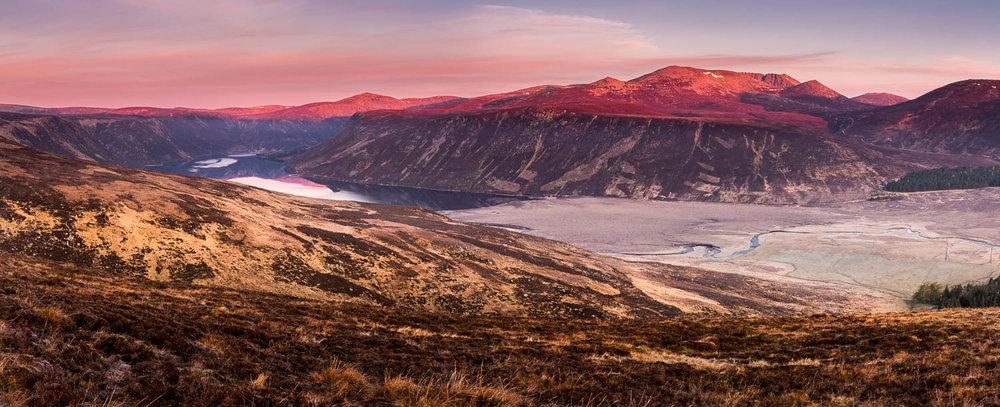 First Light on Lochnagar.