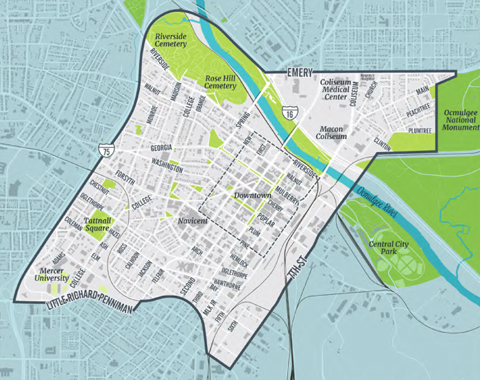 Macon Action Plan focus area.