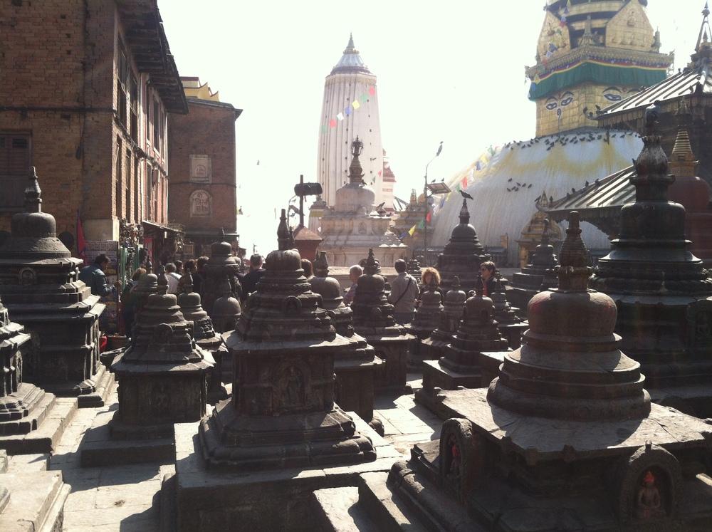 Swayambhu Temple, Kathmandu
