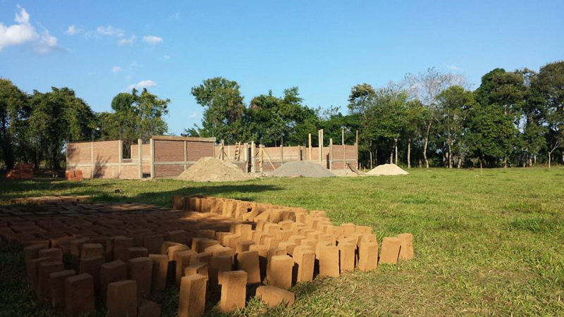 Construction site in Jalapa