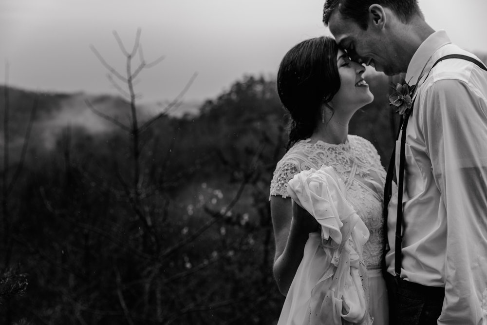 ryan & katie - Red River Gorge, Kentucky