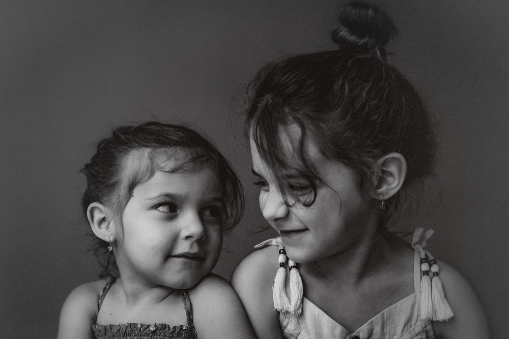sisterhood portrait