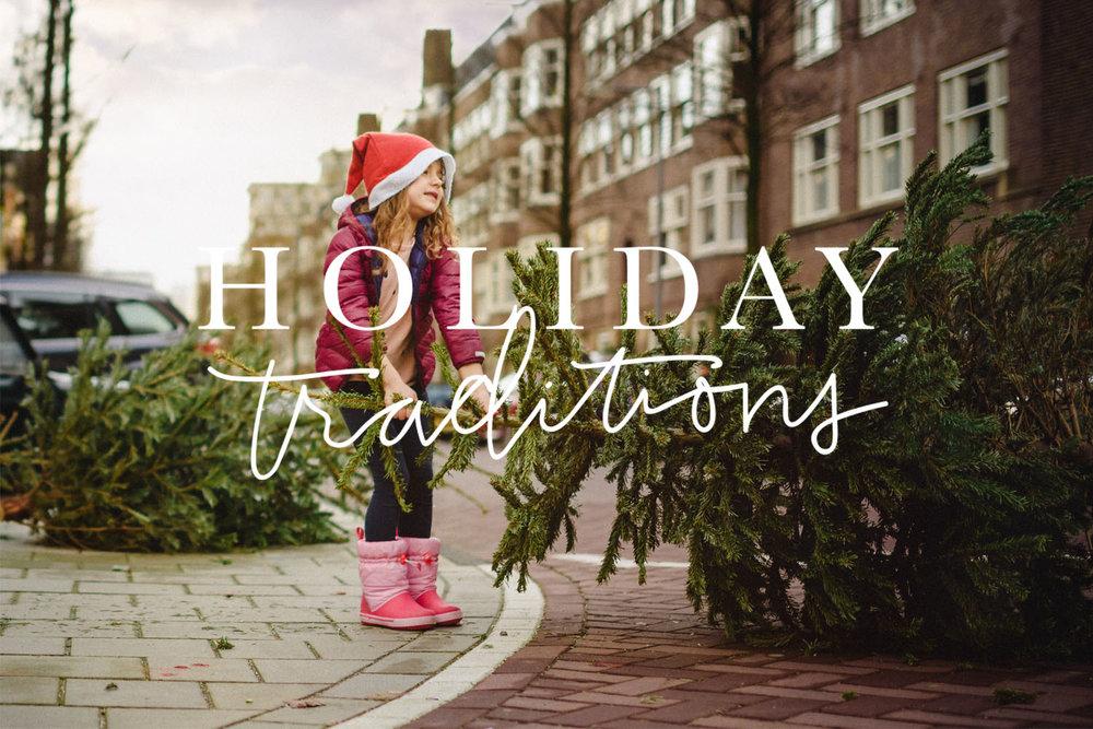 christmas holiday traditions activity list Anita Perminova Amsterdam Photographer