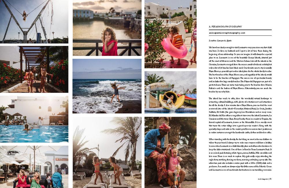 mozi magazine travel issue anita perminova amsterdam photographer