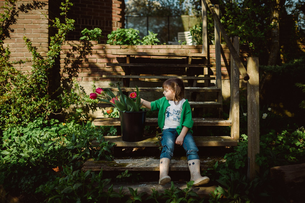spring session tulips pick-up amsterdam family photographer anita perminova