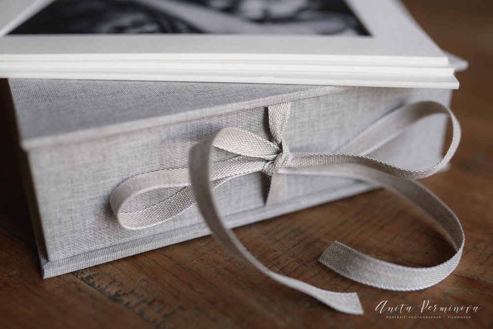 folio albums fine art prints box