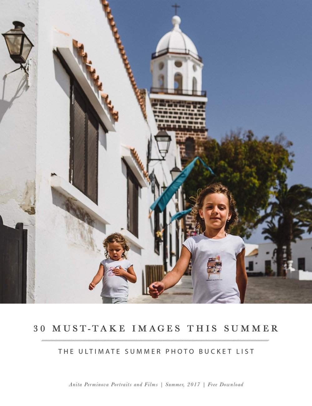 anita perminova amsterdam portrait photographer and filmmaker giveaway summer photo challenge photography tips freebie downloadable copy must take images