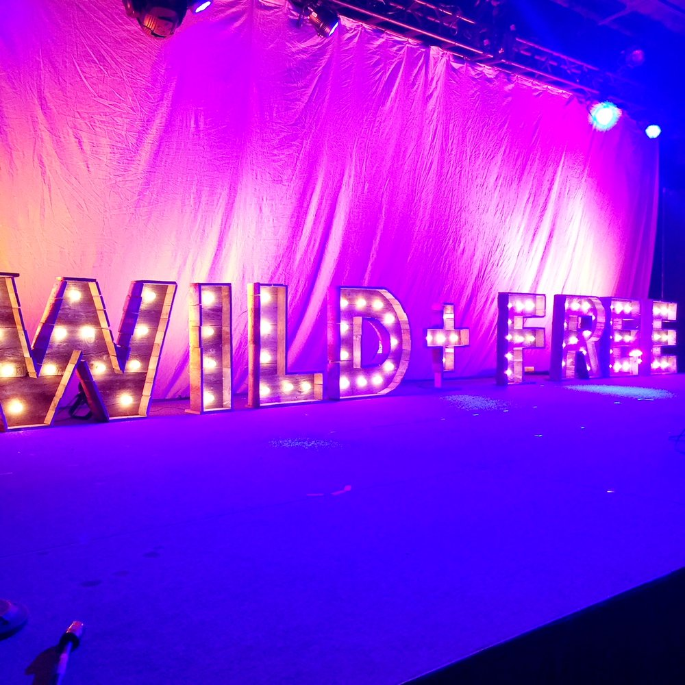 Wild and Free Tribe