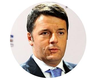 Matteo Renzi Prime Minister of Italy