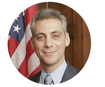 Rahm Emanuel  Mayor of the City of Chicago