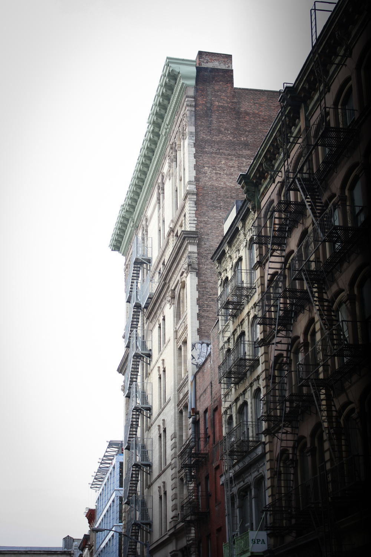 SOHO, MANHATTAN STREET FACADES