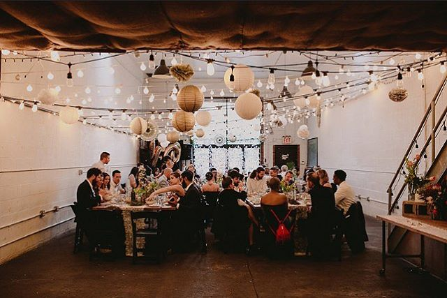 Beautiful affordable Brooklyn wedding venue available on Avennu.com! Accommodates up to 120 guests 💍✌🏽️