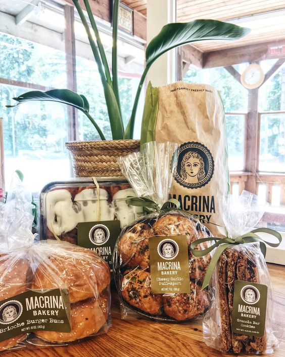 """We had both moved from Seattle and missed fresh produce, fresh bread and just access to healthier food so we made it our mission to find a way to bring those types of products to our corner of Kitsap County""  Image courtesy of Rebecca"