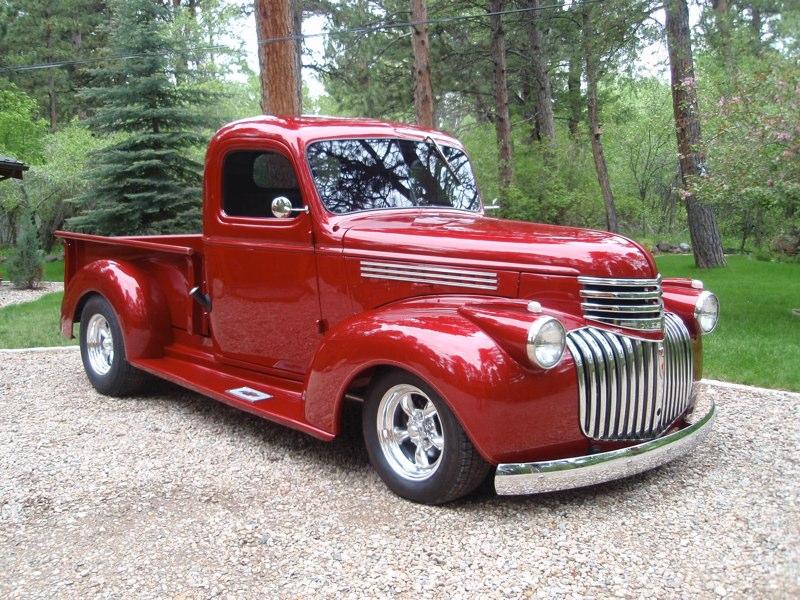 1946 Chevy 1/2-ton