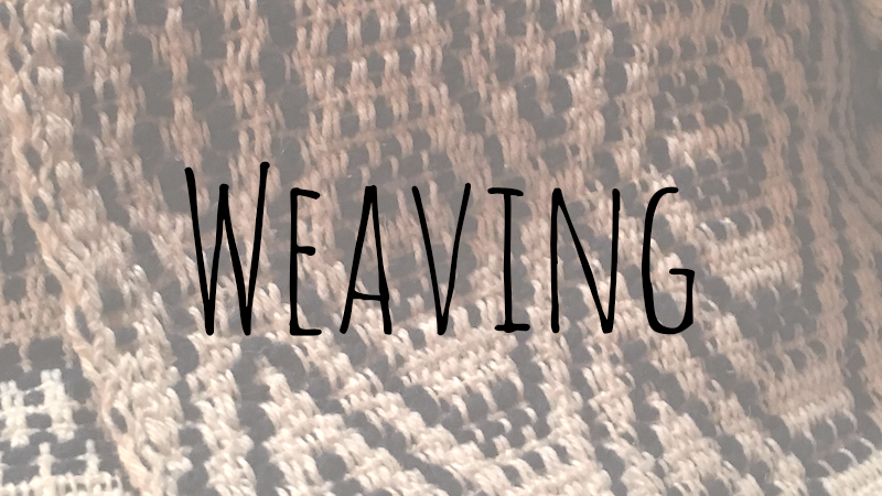 My first undergraduate degree concentrated on weaving.Weaving brought me much pleasure and a few awards too. For a few years, I taught weaving at the Roycroft Craftsman's Guild in East Aurora, NY.I loved playing with the mathematics, patterns, colors and textures, but it just wasn't hot enough!