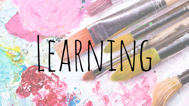 """I am  a huge advocate of life long learning; I'm actually more like the """"poster child."""" My entire adult life I have traveled around the country taking various classes and workshops learning different mediums and techniques."""