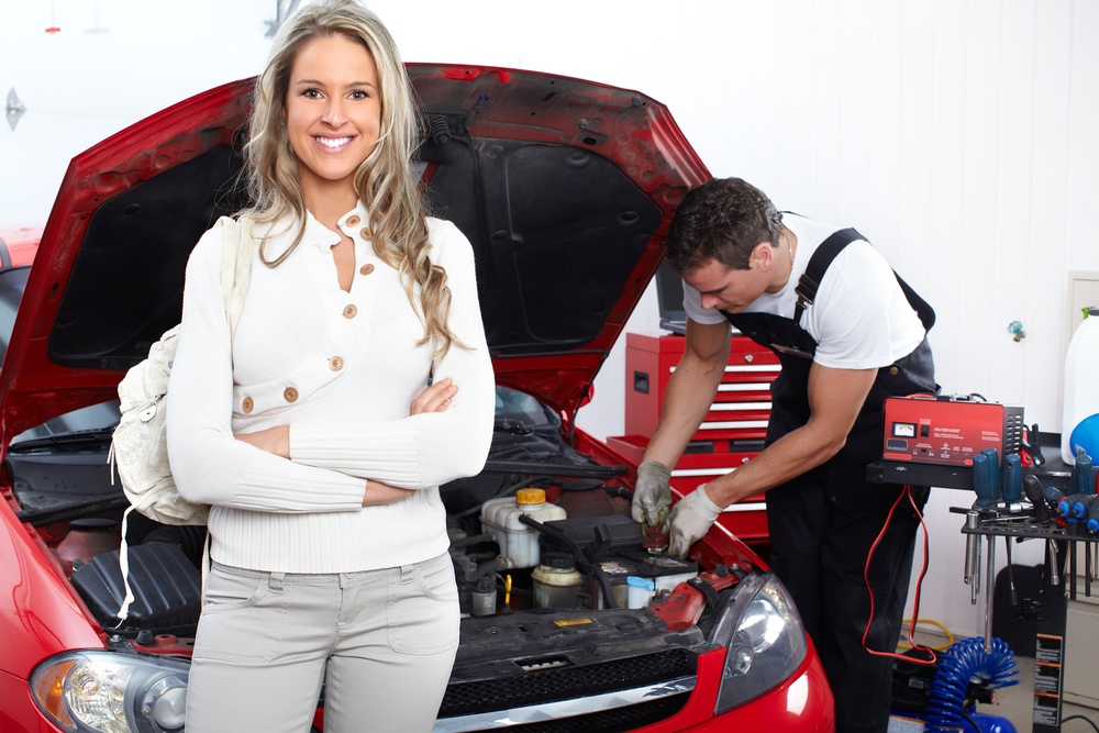 AUTOMOTIVE REPAIR SERVICES