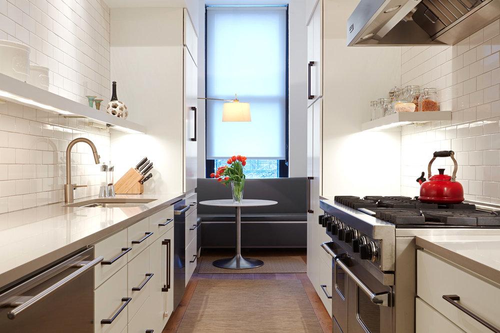 Chelsea Loft Kitchen
