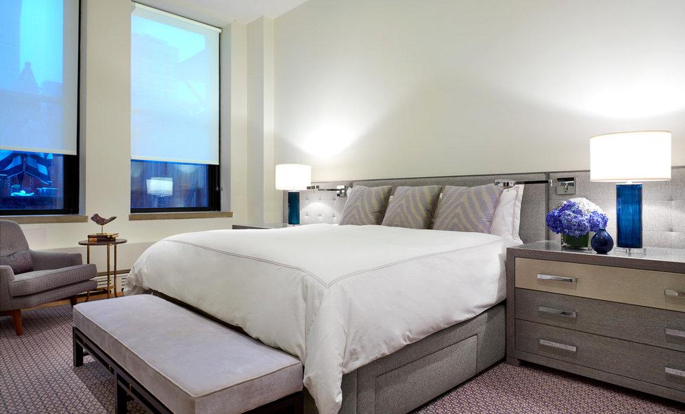 Chelsea Loft Bedroom