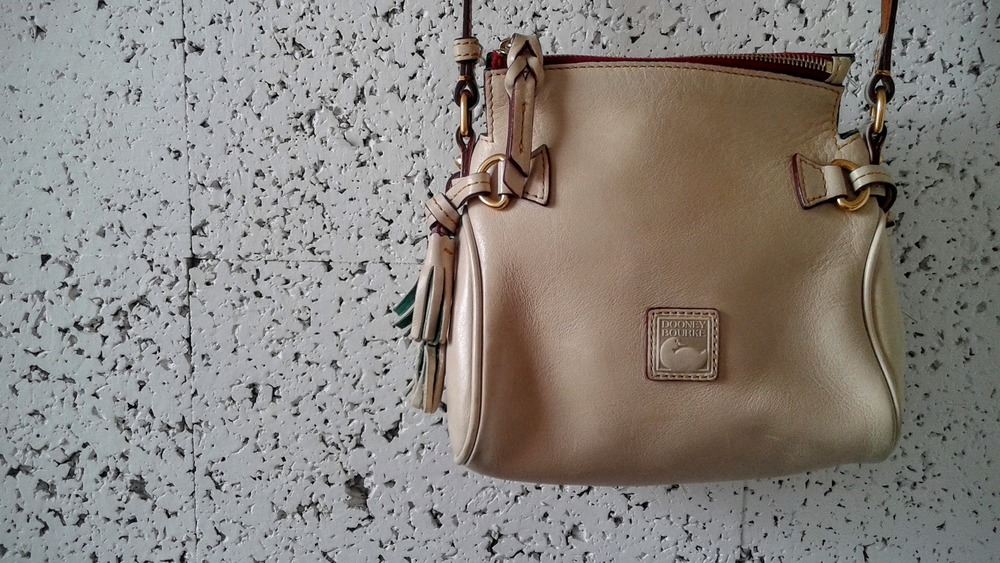 Dooney & Bourke purse; $85