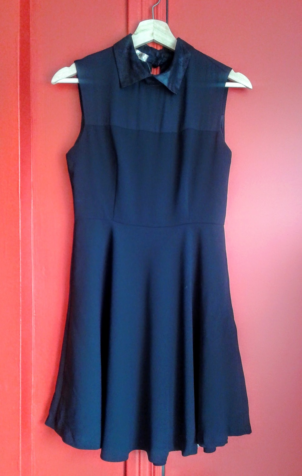 Oak + Fort dress; size S; $42