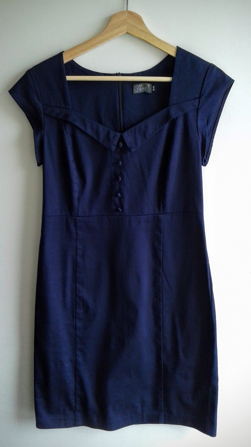 Eve Gravel dress, Size M, $32