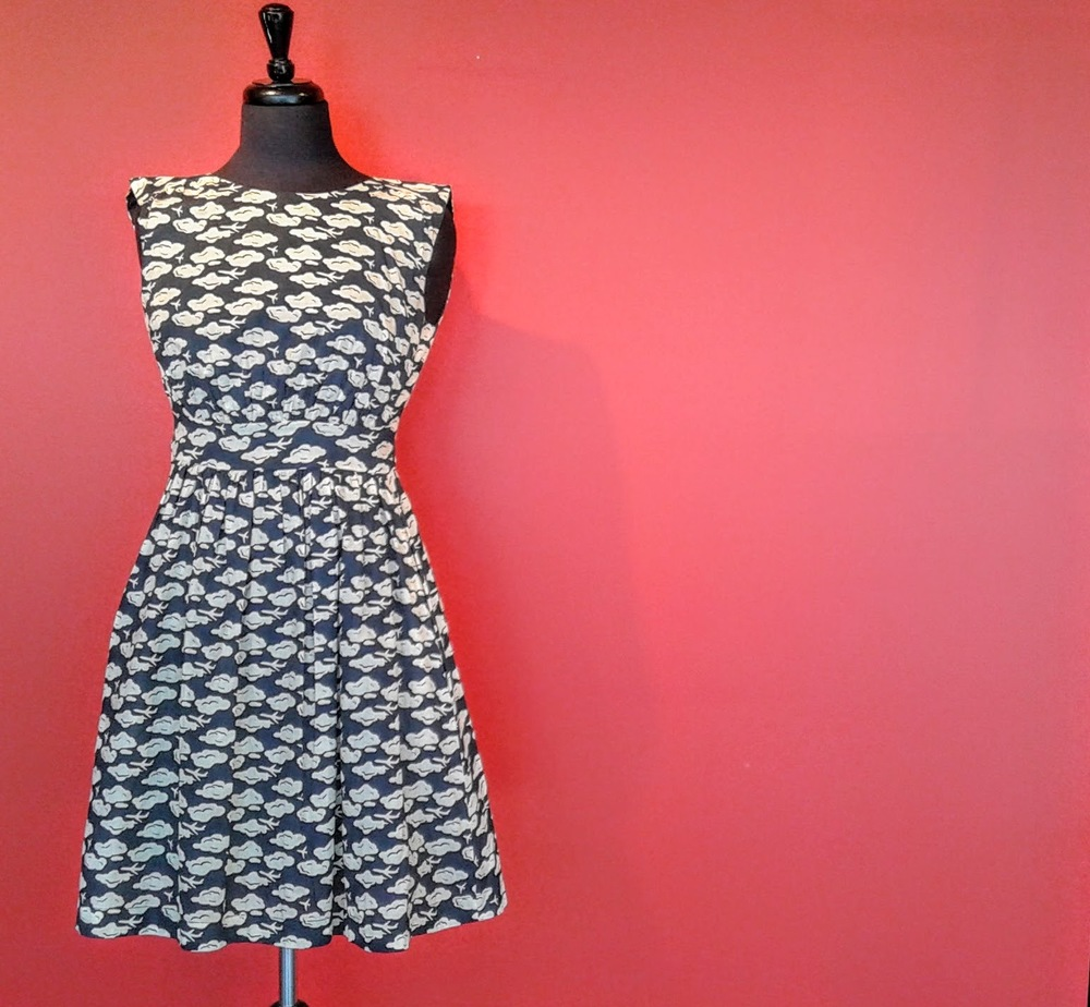 Emily and Fin  dress; size xs, $52