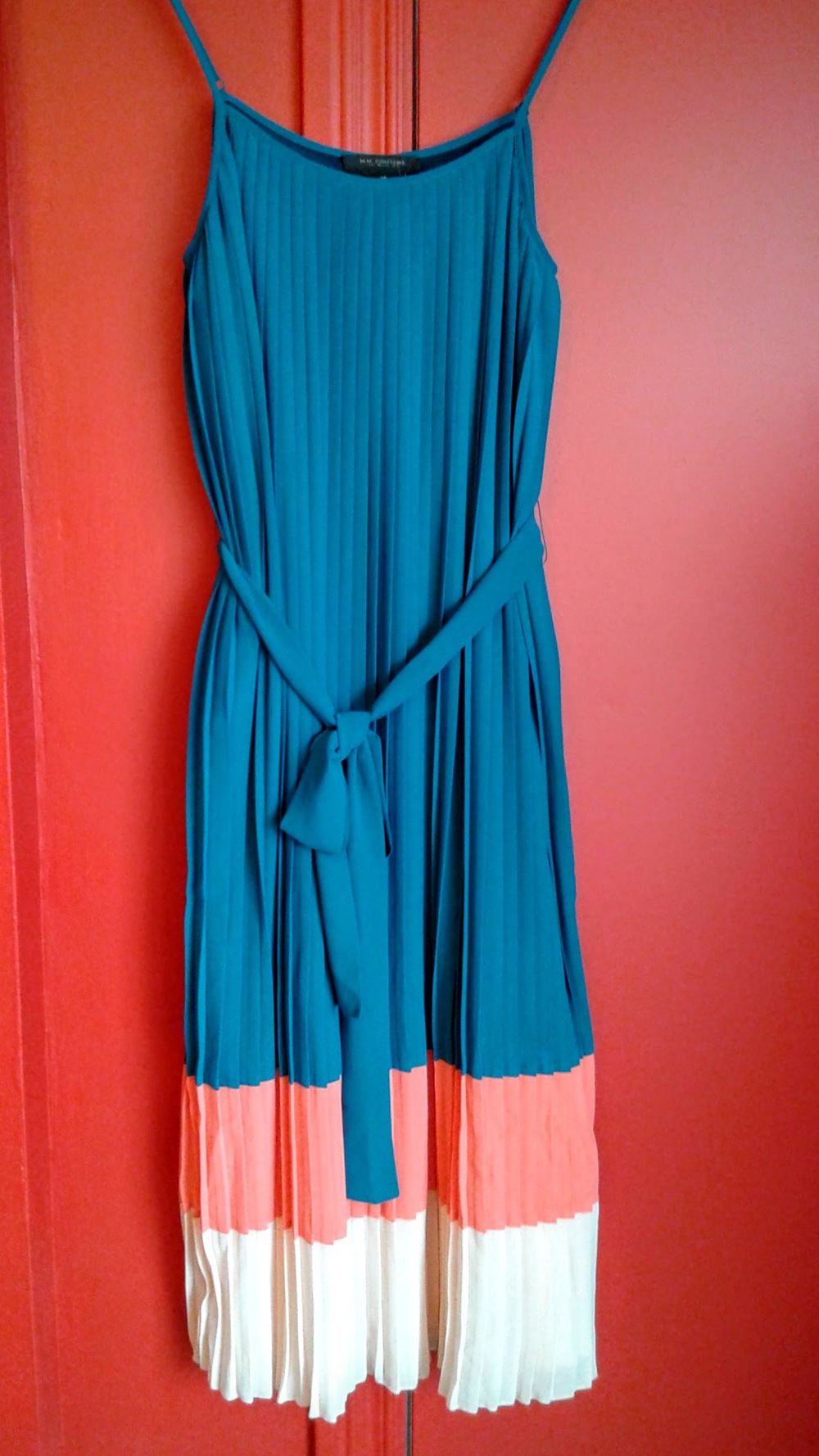 M M Couture  dress; Size xs, $62