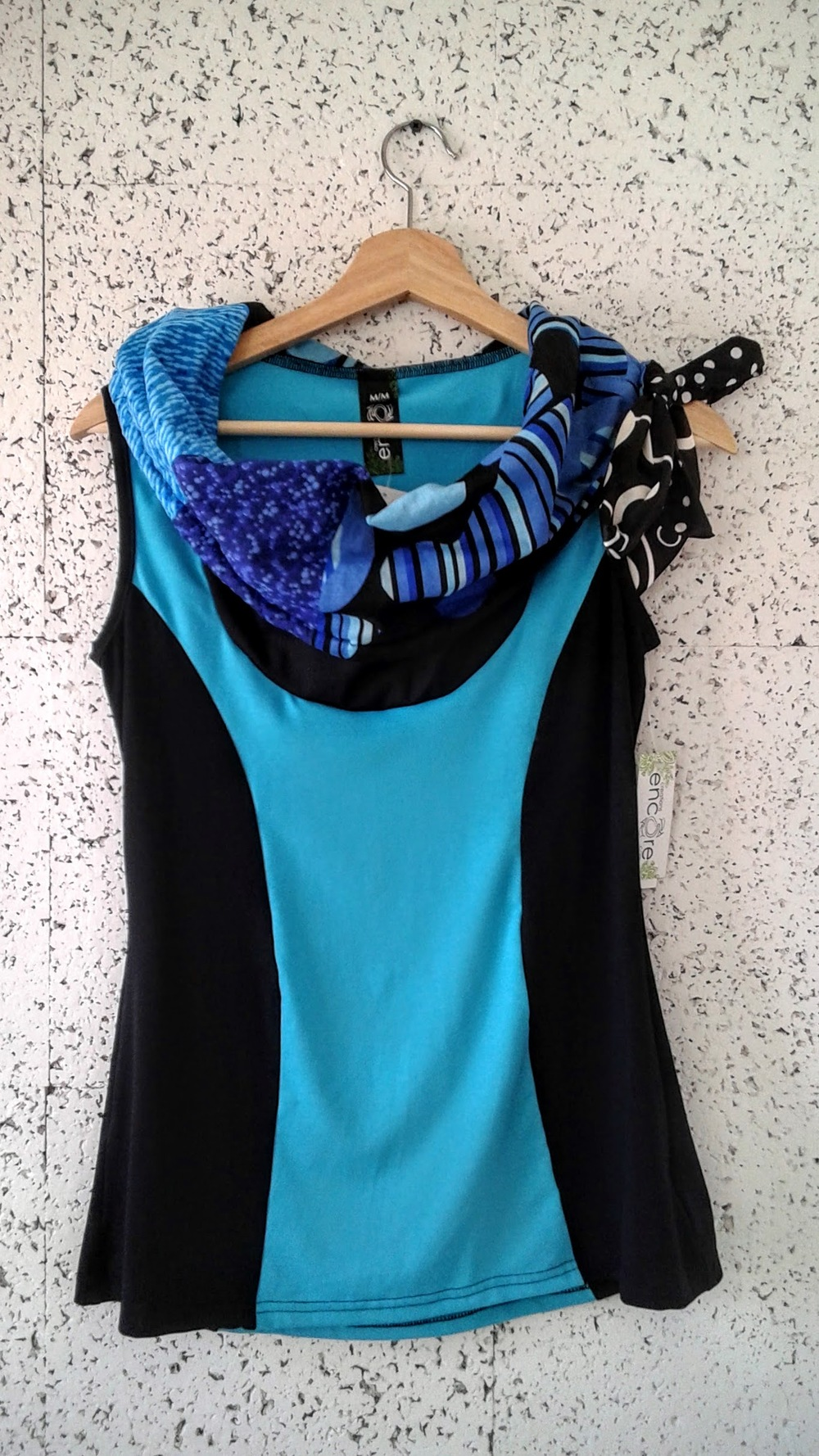 Creations Encore top (NWT); Size M, $34