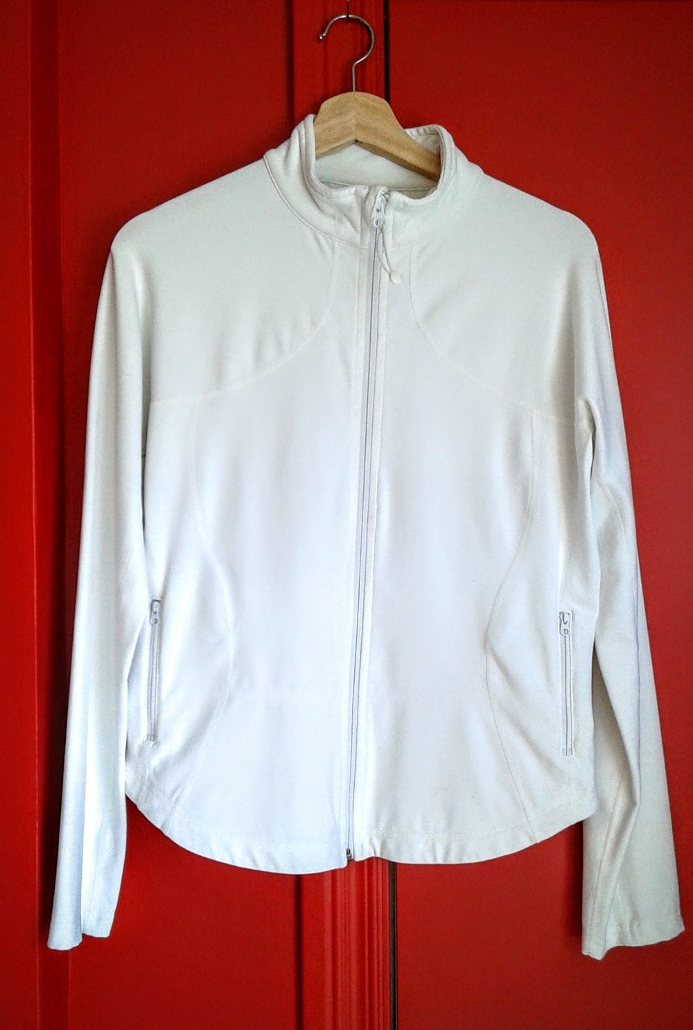 Lululemon zip-up; Size L, $30