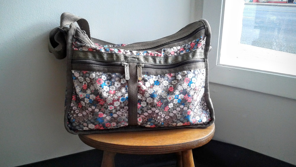 Lesportsac bag, $30