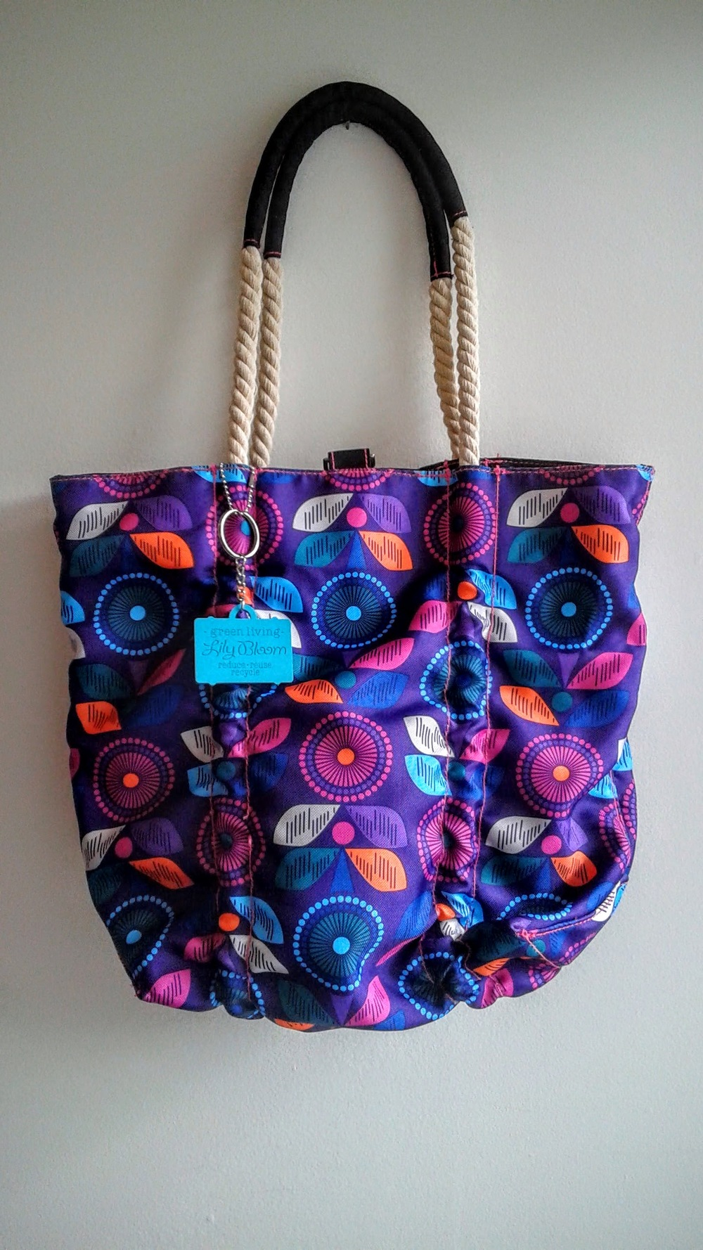 Lily Bloom tote, $28