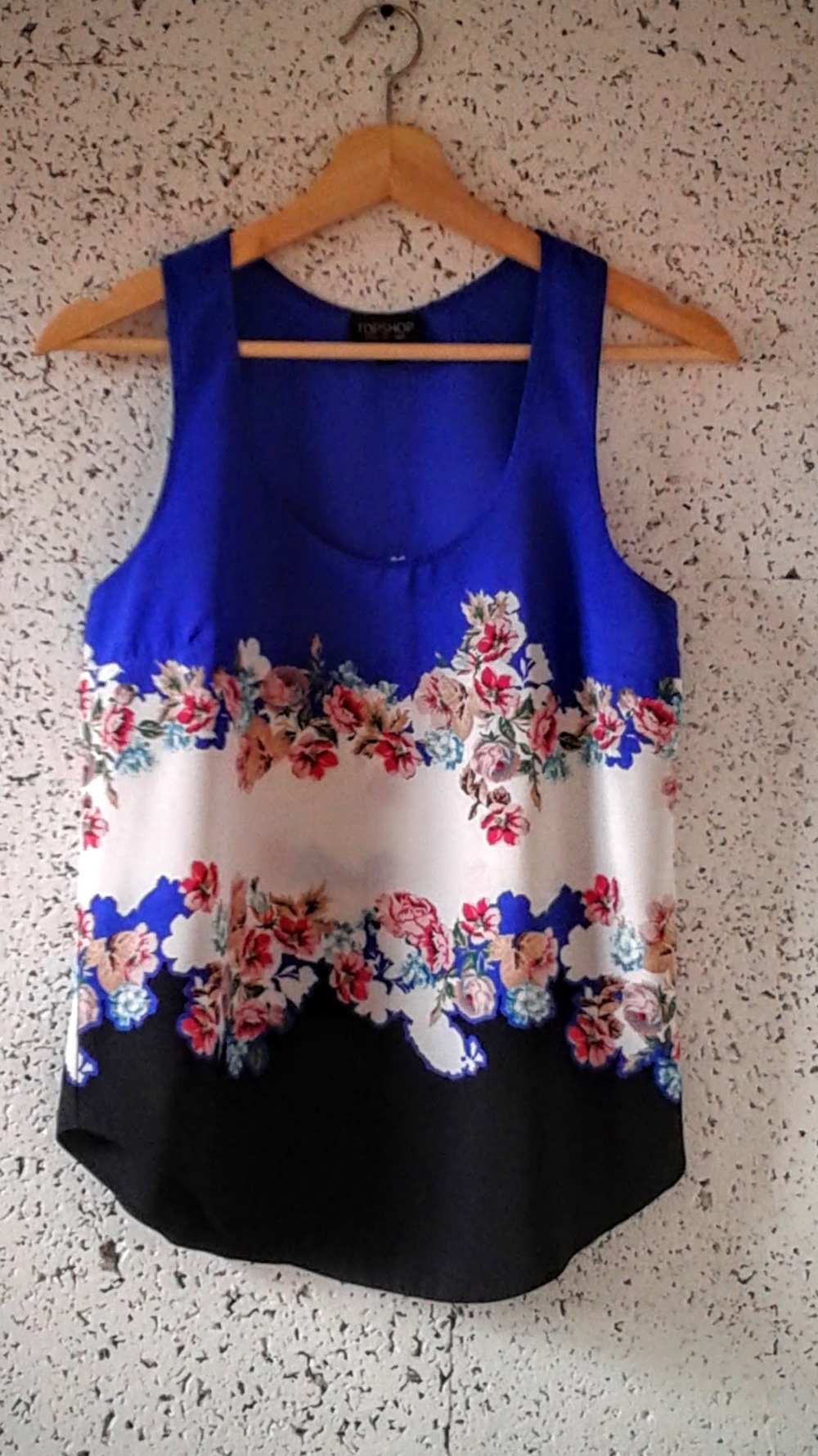 Top Shop top; Size M, $24
