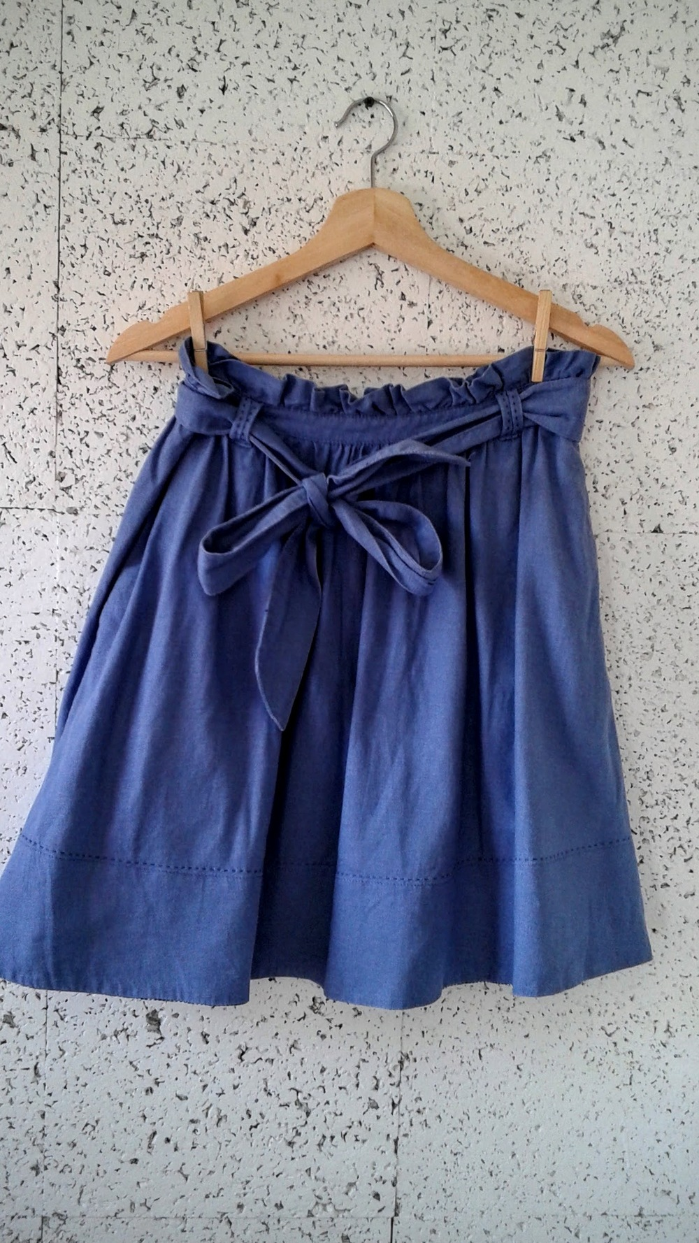 Odille skirt; Size 8, $26