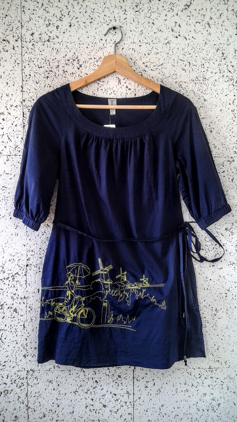 Tristan tunic; Size S, $24