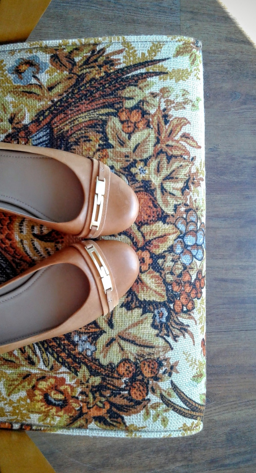 Ecco shoes; S9.5, $48