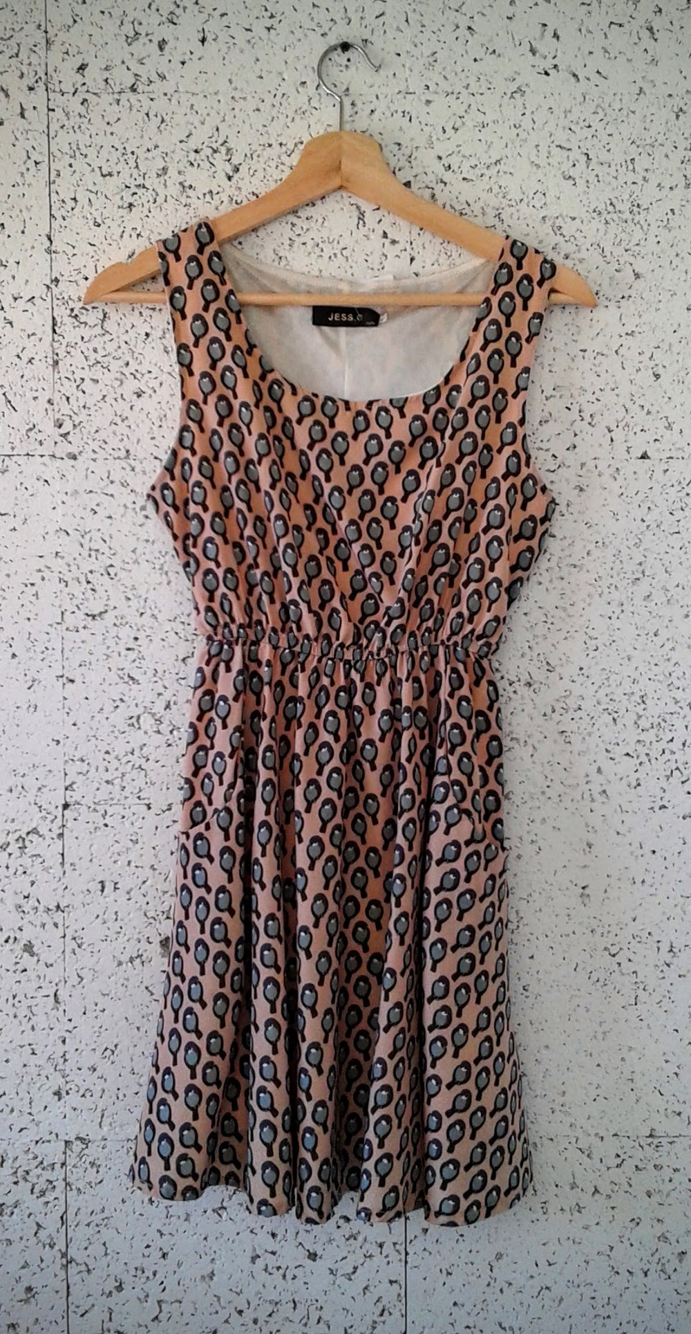 Jess C dress; Size M, $26