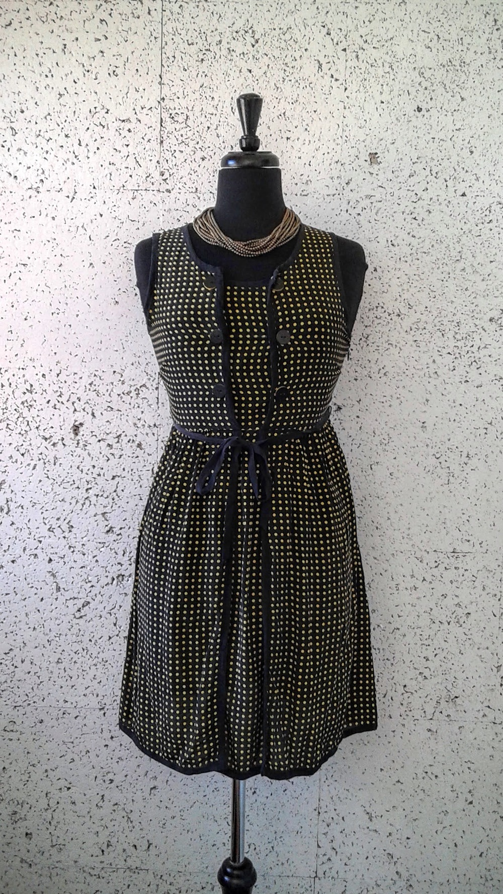 Mac and Jac dress; Size S, $30