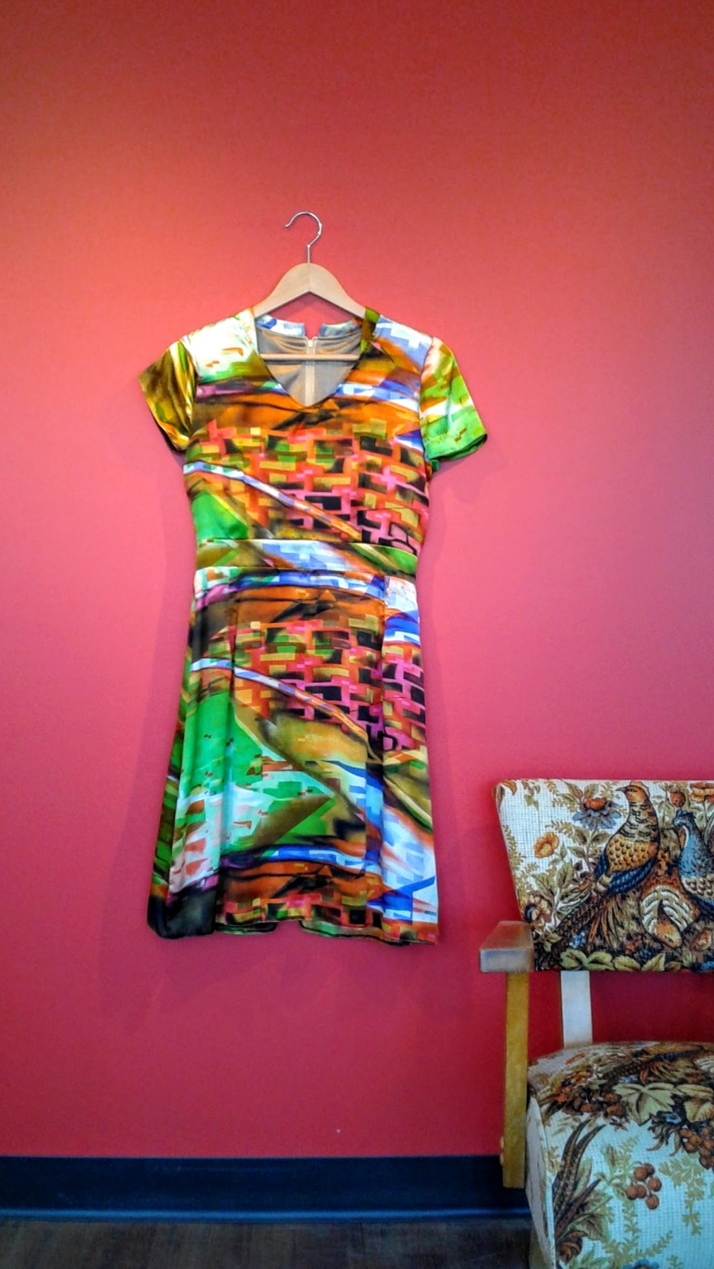Grandmother Is Right dress; Size S, $36