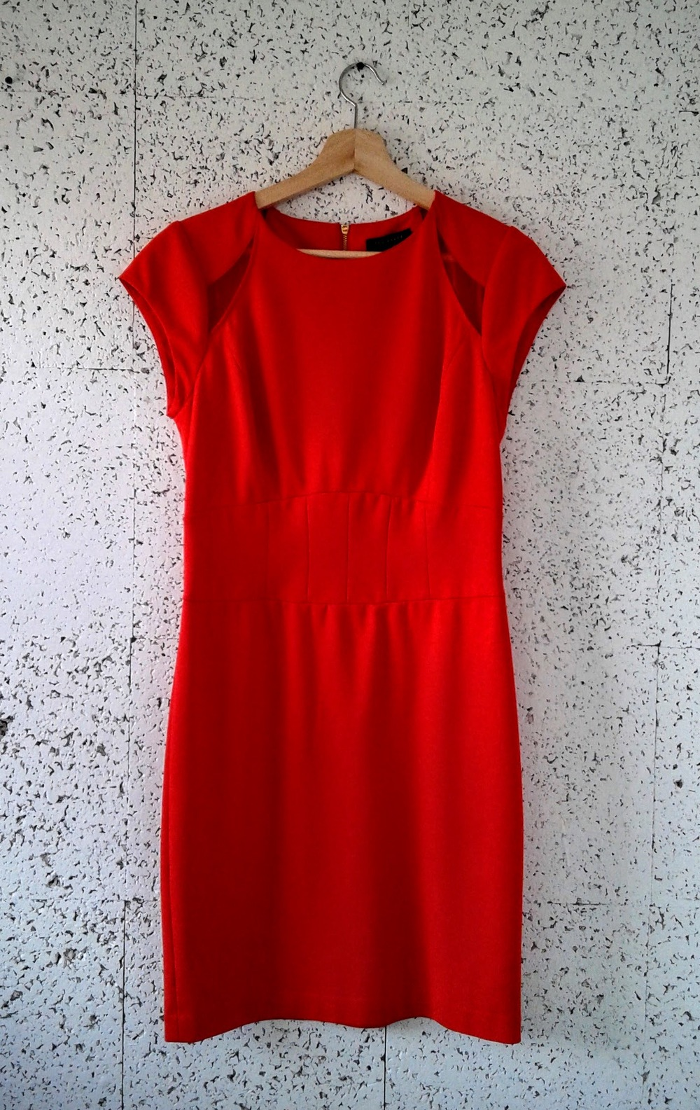 Ted Baker dress; Size S, $72